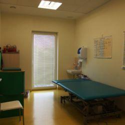 Mamy 6 gabinetów gdzie pracujemy z Pacjentami