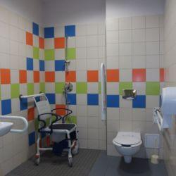 Dostosowane łazienki